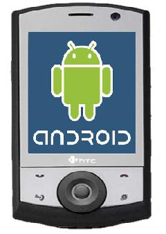 HTC Touch Cruise gets Android