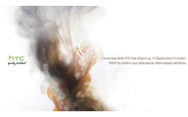 What will HTC unveil on September 15 ?