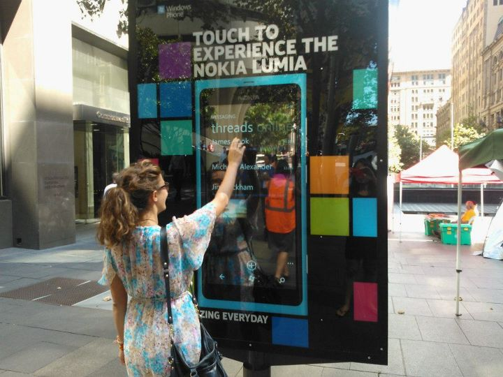 This Nokia Lumia looks way bigger than the 800 or 900