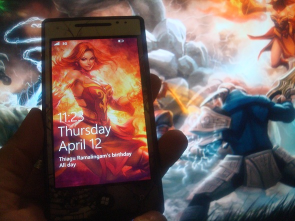 DOTA2 Wallpapers for Windows Phone
