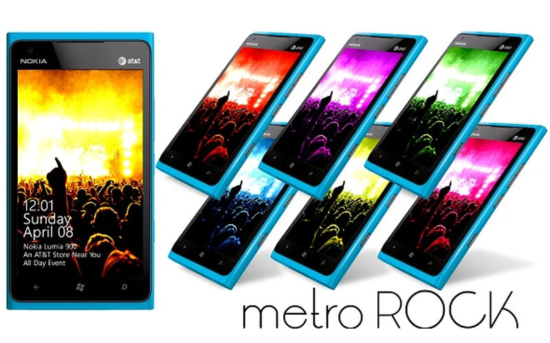 Metro Rock Wallpapers for Nokia Lumia Windows Phone