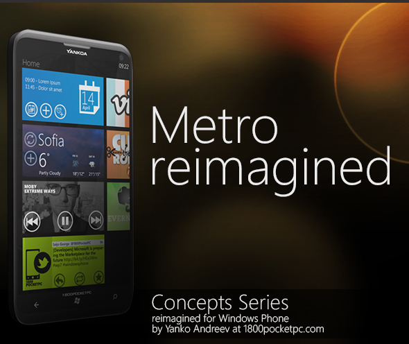 Metro reimagined