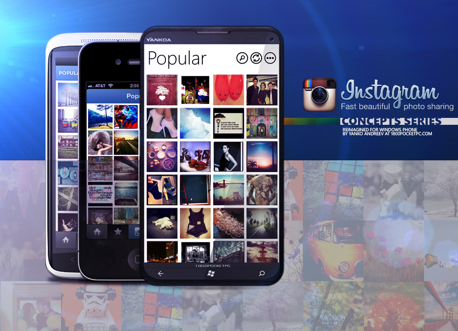 instagram windows phone скачать