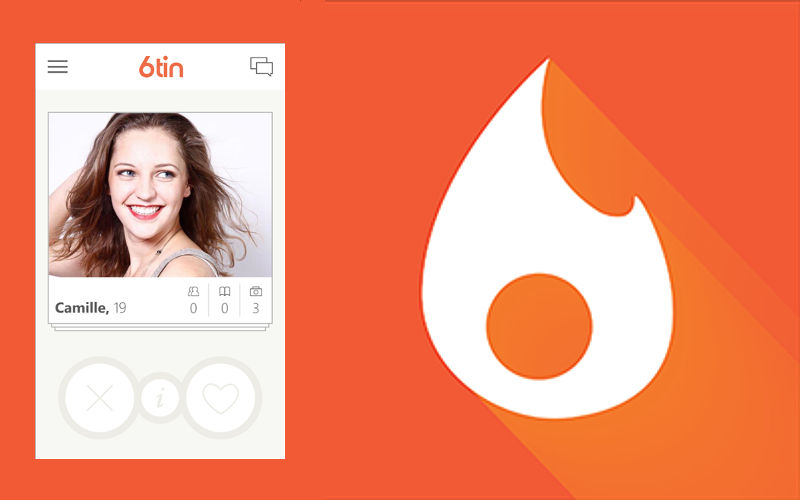 Users of the 6tin Tinder Client for Windows Phone Will Now Be Able to Connect Easier