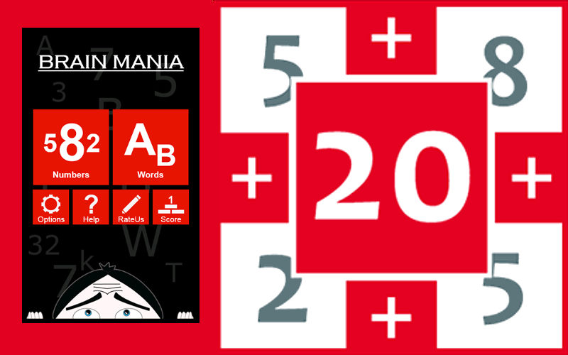Brain Mania is an Easy Yet Complicated New Puzzler for Windows Phone