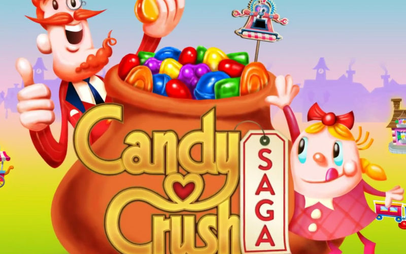 King's Candy Crush Saga Launches on the Windows Phone Platform
