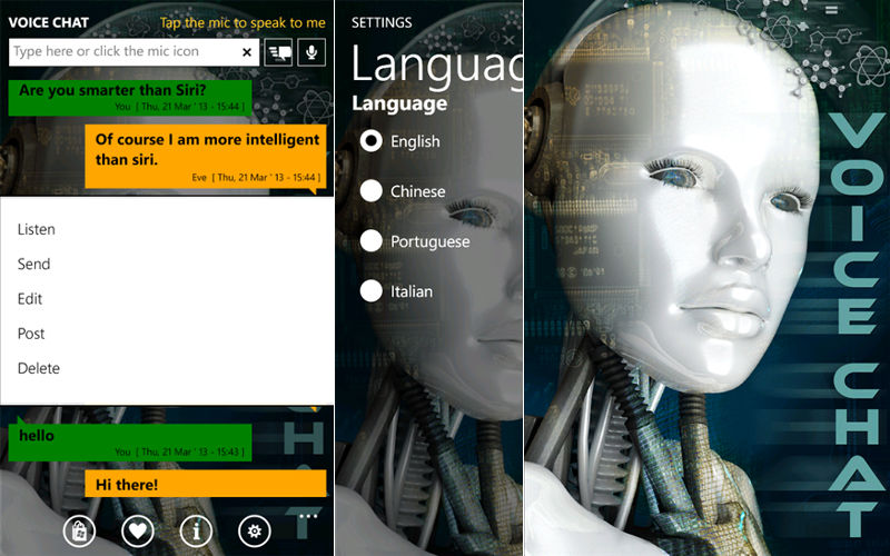 Brillisoft's Voice Chat Still Free on Windows Phone via Daily myAppFree Promo