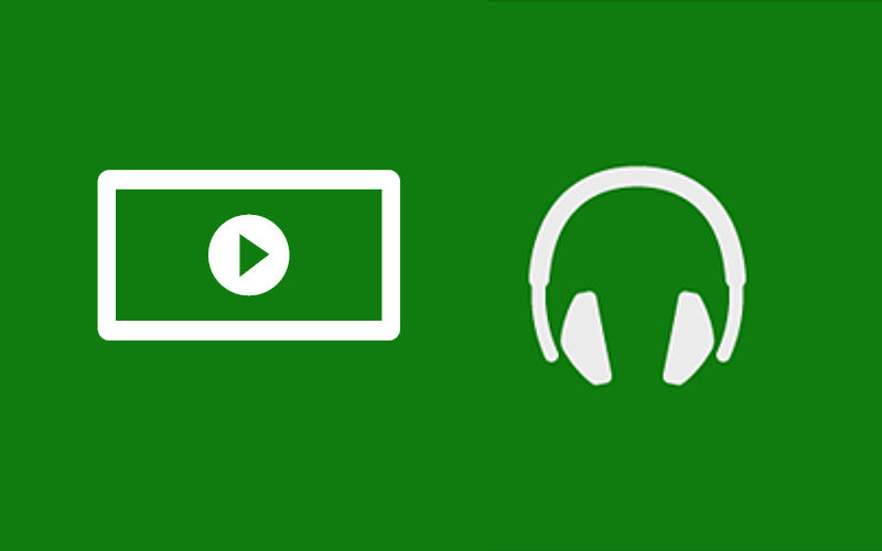 Xbox Music and Xbox Video Both Receive Updates on Windows PCs and Tablets