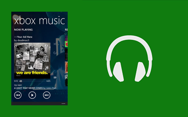 Microsoft updates its Windows Phone Xbox Music app with bug fixes