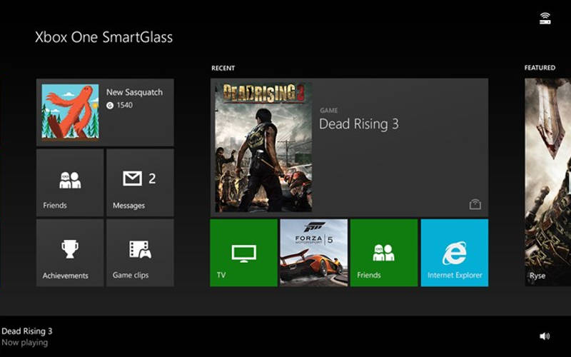Xbox One SmartGlass Beta App for Windows Updated With Popular Games Views
