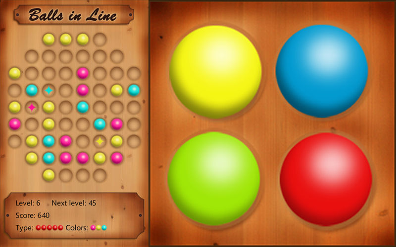 Balls in Line Game for Windows Phone Receives New Levels, New Game Modes, and More