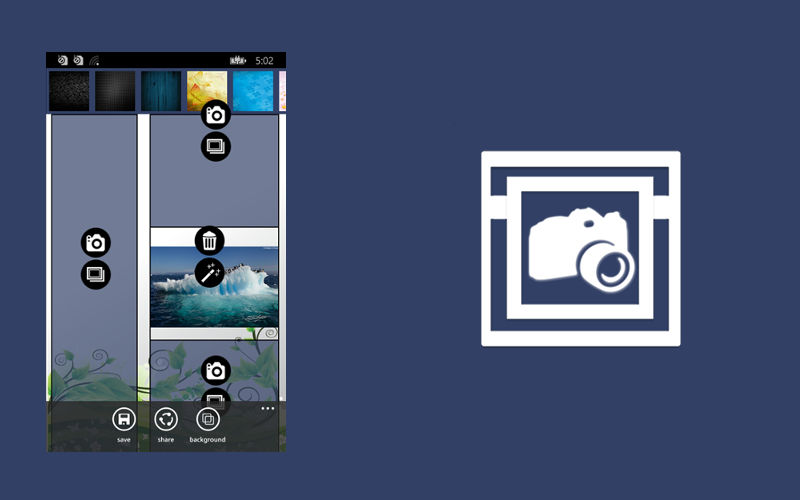 Collagify Lets You Create Pretty Collages on Your Windows Phone