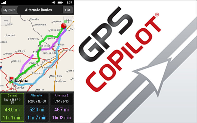 CoPilot GPS Now Available at Discounted Price, New Features Arrive in New Update