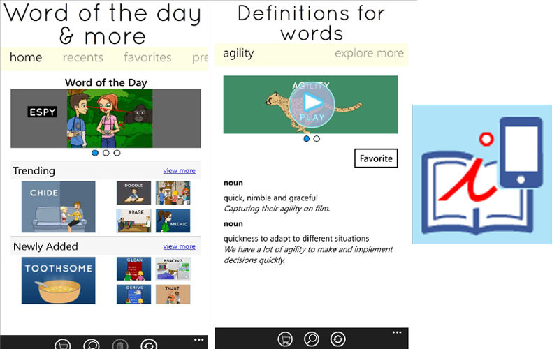 Windows in Education: Illustrate – The Video Dictionary Looks to Help Students With SAT, GRE, and ACT Exams