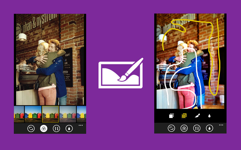 Lumia Creative Studio Gains Support for PNG Images, Regains Color Pop