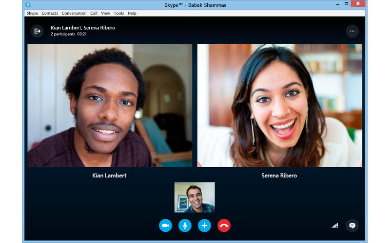 Microsoft Releases Preview Version of Skype VoIP and Messaging App for Desktop