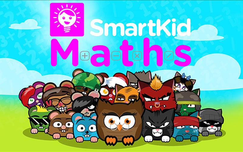Kid's Corner: Learning Math With SmartKid Maths for Windows Phone