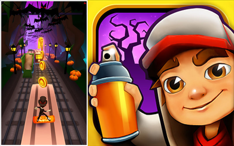 Subway Surfers Getting Into the Halloween Spirit With the Latest Update