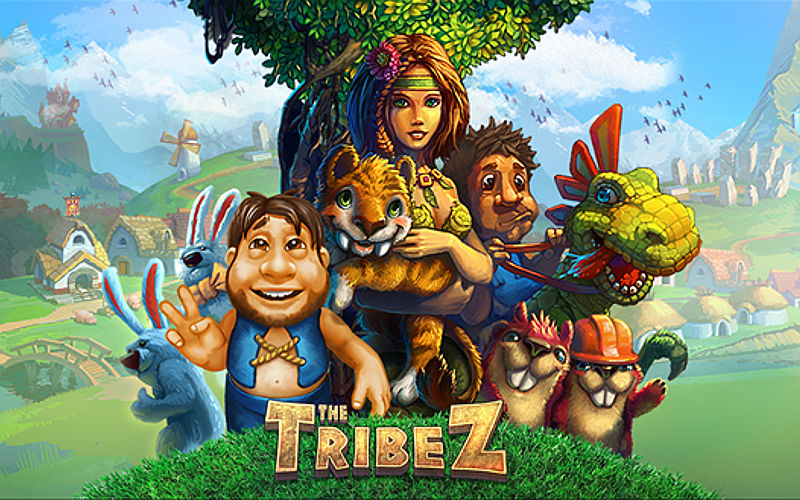 Popular Building Game The Tribez from Game Insight Arrives on Windows Phone