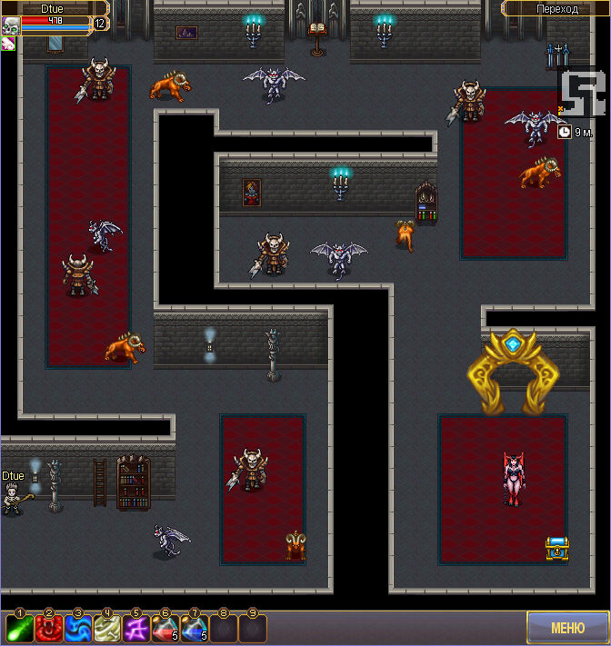 Warspear Online, MMORPG online, Windows Role Play Game