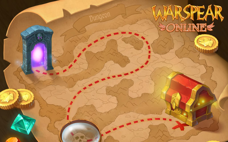 Warspear Online 4.3: Dungeons for Beginners, New Skills Make Their Debut
