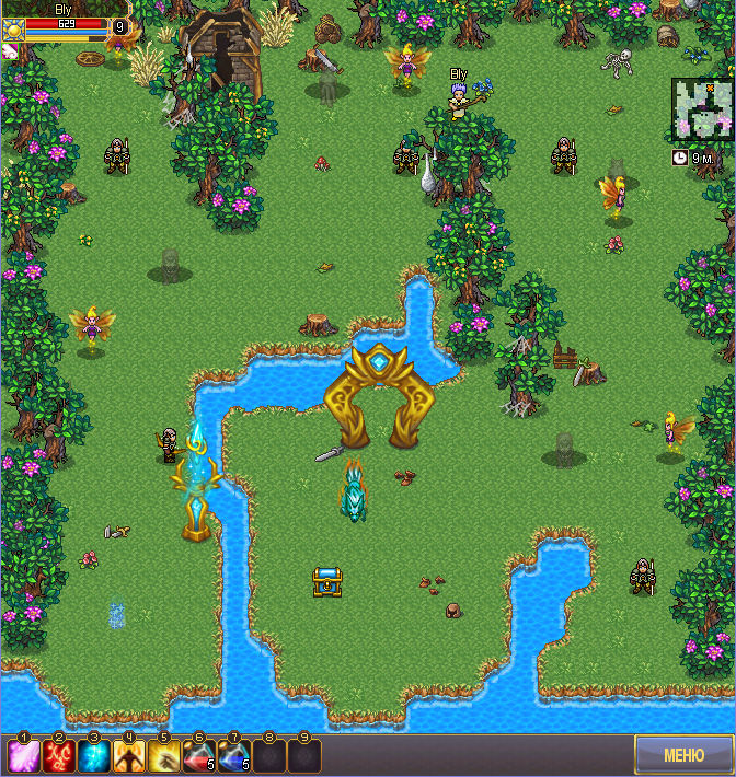 Roleplaying Games, Warspear Online for Windows Phone, games for Win10