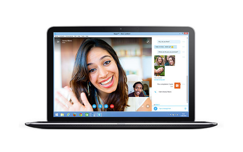 Skype Releases New Windows Desktop Application Design