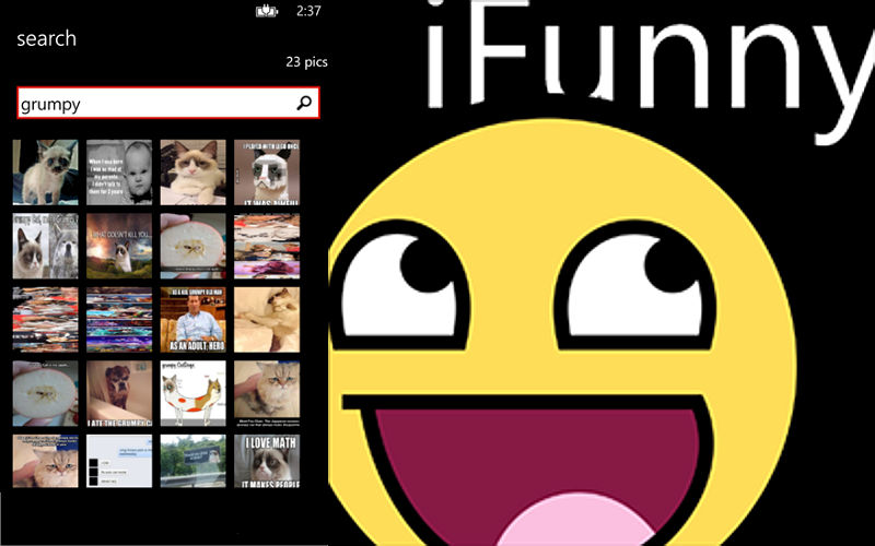 iFunny Will Keep the Laughs Coming to Your Windows Phone from All Around the Internet