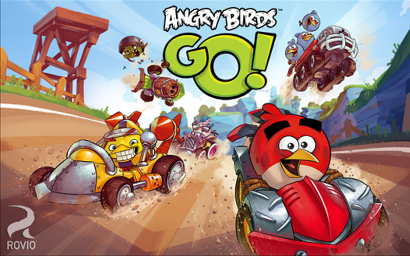 New 3-on-3 Multiplayer Arrives in Angry Birds Go! for Windows Phone