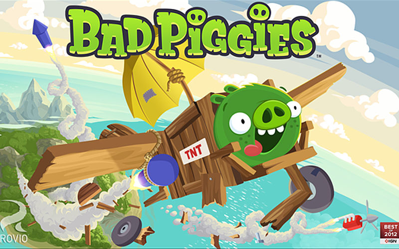 Bad Piggies, Rovio games, Xbox Live games