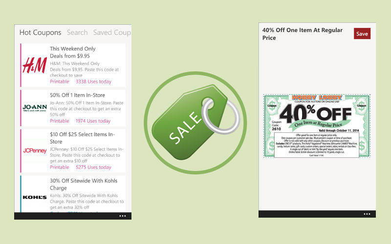 Keep Coupons in Your Pocket and at Your Fingertips With Best Coupon App