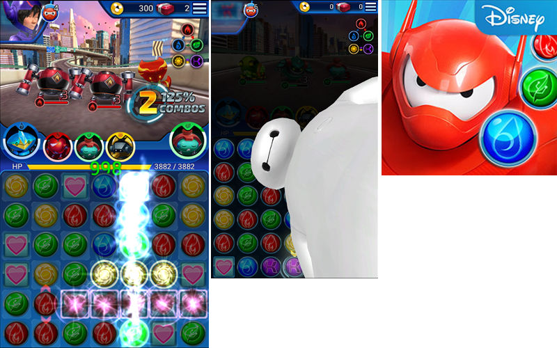 Disney's Big Hero 6 Bot Fight Game Launches on the Windows Phone Platform