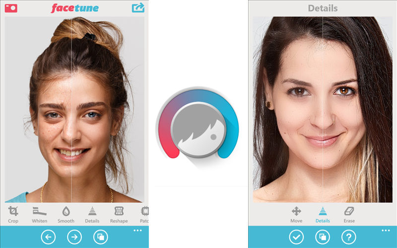 Give Your Selfies a Powerful Face Lift With Facetune for Windows Phone