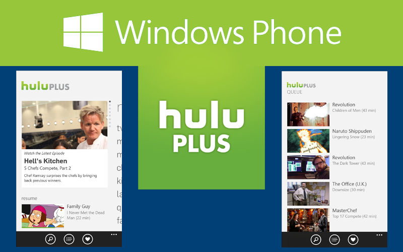 Hulu Plus, Netflix alternative, video streaming