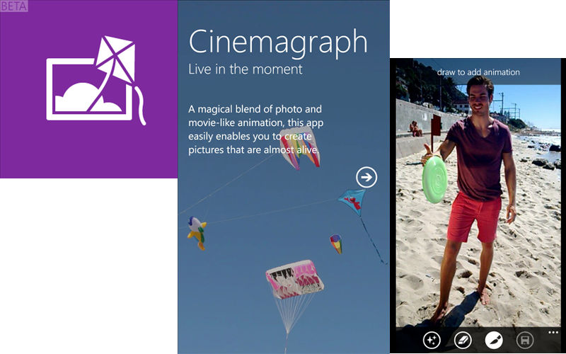 New Lumia Cinemagraph Beta Version Now Available for Download