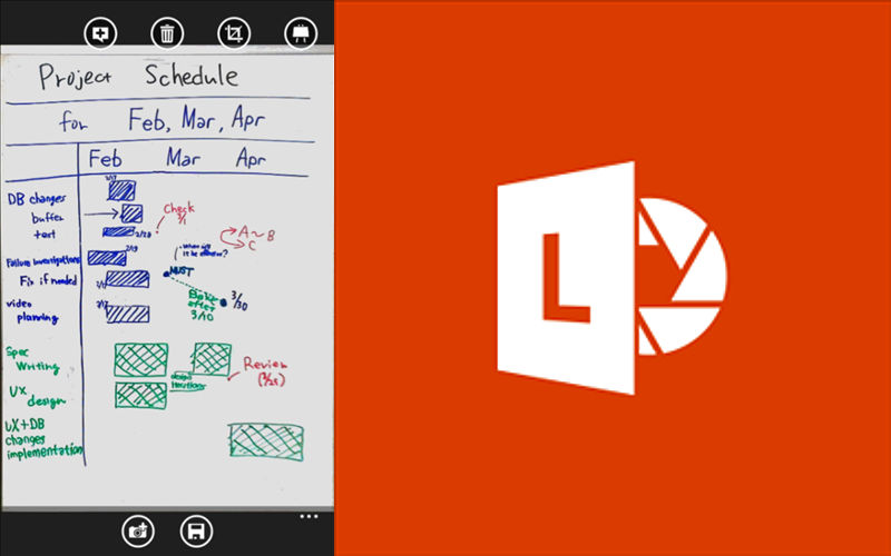 Office Lens Gains Business Card Mode in Latest Update