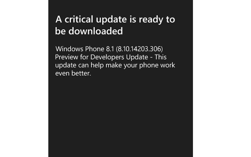 New Windows Phone 8.1 OS Update Now Available for Download