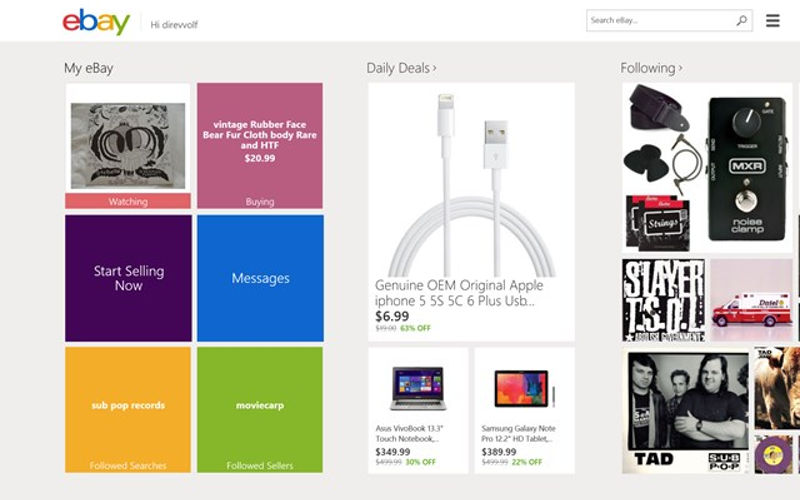 eBay App Update Brings Improved Search, Better Browsing, Global Shipping, and More