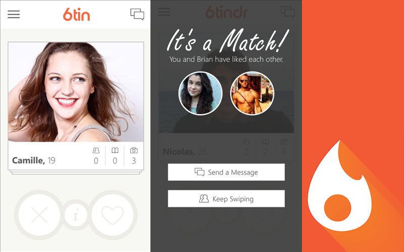 6tin, Rudy Huyn's Tinder for Windows Application, Now Uses New Discovery Engine