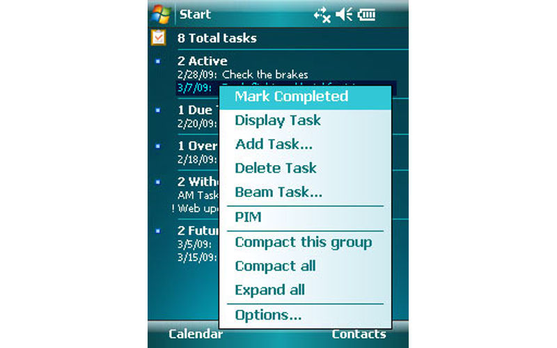 AM TasksPlus 1.6.1 – Today Screen Task and Appointment tool