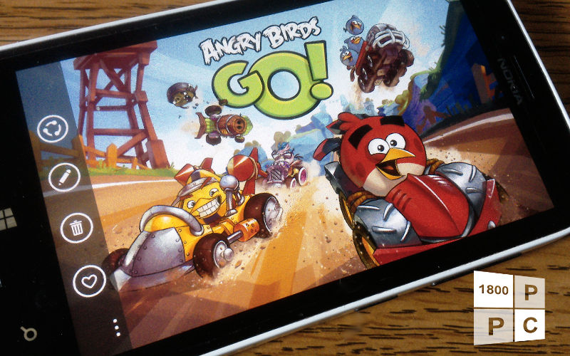 Race for Glory With the New Holiday-Themed Kart in Angry Birds Go!