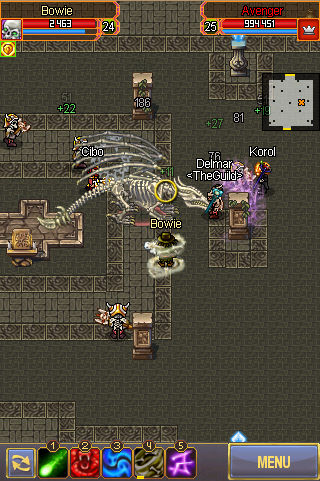 Warspear Online, MMORPG, role playing games
