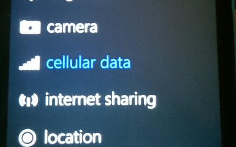 Cellular Data Toggle Arrives With Windows Phone 8.1 Build 14219