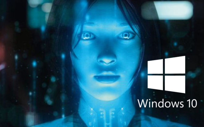 Cortana on Windows 10, Win10 news, Microsoft OS updates