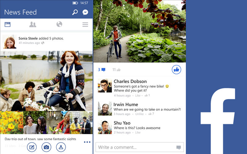 Facebook App Updated With Ability to View Sticker Comments, Bug Fixes in Tow