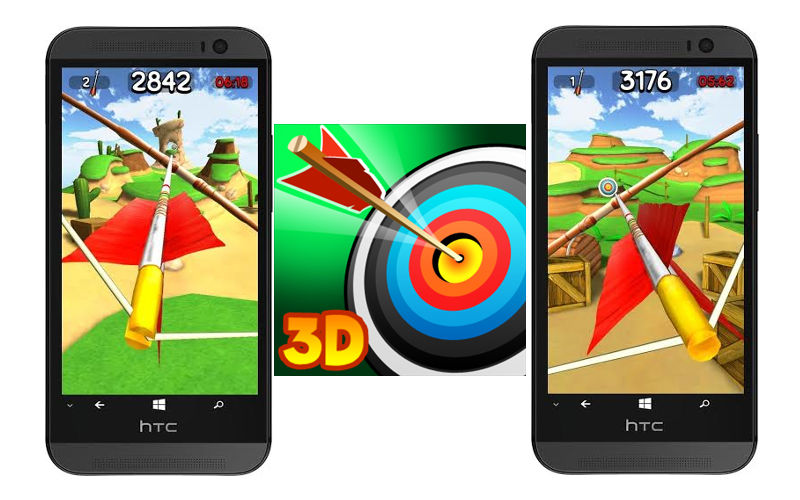 Master Your Digital Archery in Three Dimensions With Today's AppDeal