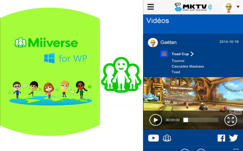 Miiverse for WP Now Includes Support for Nintendo's amiibo NFC Figurines