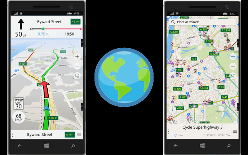 Navmii Provides Complete Voice Guided Navigation for Windows Phone