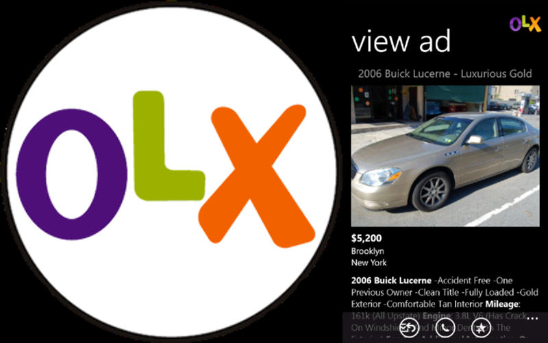 "Looking for Classifieds? Check Out OLX, a Free ""Want Ads"" App for Windows Phone"