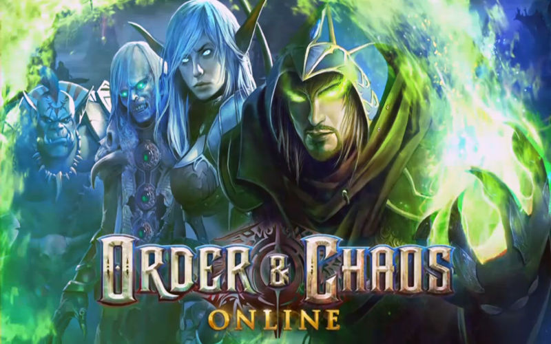 Gameloft's Order & Chaos Making Triumphant Return on Windows Phone, Tablet, and PC With Xbox Support